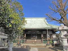 圓蔵寺本堂