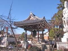 廓信寺鐘楼