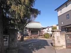 明圓寺山門