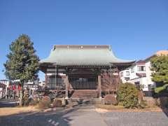 明圓寺本堂