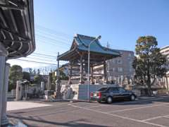 正福寺鐘楼