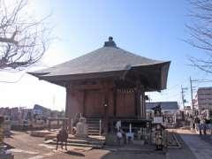 東泉寺薬師堂