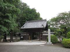 大智寺山門