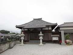 青蓮寺本堂