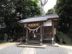 土屋神社社殿