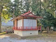 坂戸神社神楽殿