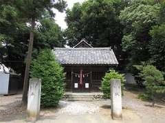 国渭地祇神社