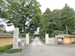 蓮花院山門