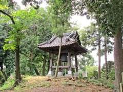 蓮花院鐘楼