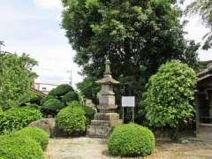 西淨寺宝篋印塔