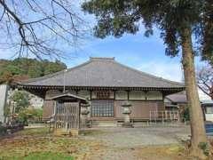 泉藏院本堂