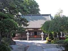 長福寺本堂