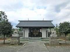 八坂神社(新久)