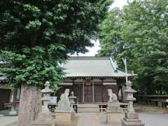 白鬚神社(柏原)