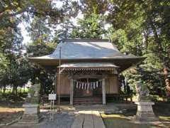 三輪神社社殿