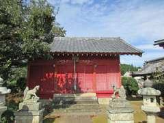 稲荷神社(根岸)