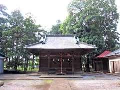 二本木神社鳥居