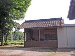 二本木神社神楽殿