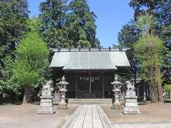 白鬚神社(野田)