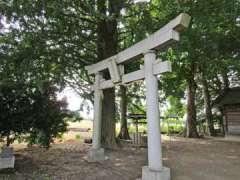 亀井神社鳥居