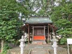 奥富神社社殿