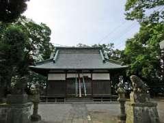 梅宮神社社殿