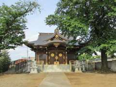 八雲神社(下奥富)