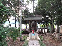 境内社山ノ神社