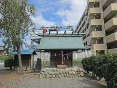 氷川神社(高倉)境内社