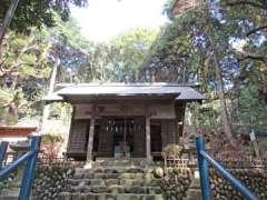 白鬚神社(寺竹)