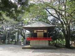 愛宕神社(豊岡)神楽殿