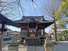 八坂神社(仏子)