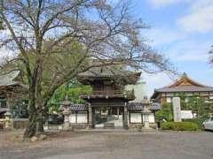 高倉寺山門