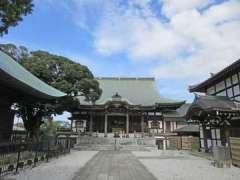 高倉寺本堂