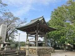高倉寺鐘楼