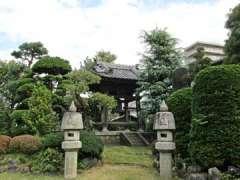 長泉寺鐘楼