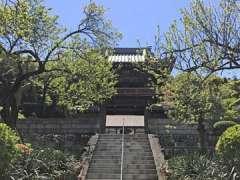 高正寺鐘楼門