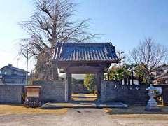 大経寺山門