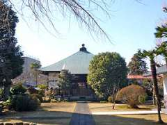 大経寺本堂