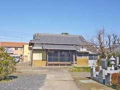 旧円蔵院本堂