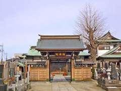福壽院山門