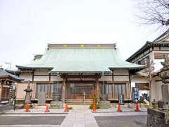 福壽院本堂