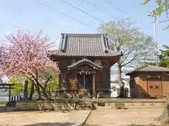 青柳久伊豆神社
