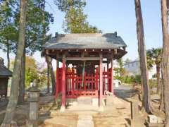 青柳稲荷神社