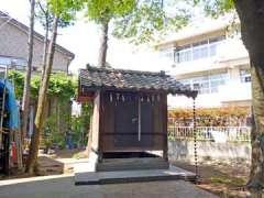 青柳神明社