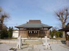 中馬場諏訪神社