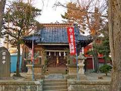 古新田稲荷神社