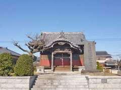 上根稲荷神社