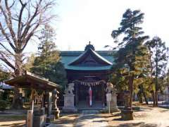 柿木女體神社