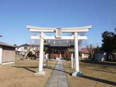 柿木八坂神社鳥居